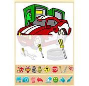 Ausmalbilder F&252r Kinder Autos – Android Apps Auf Google Play