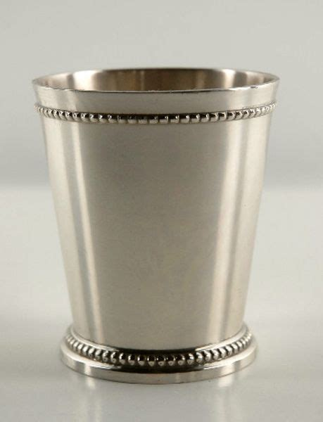 Silver Mint Julep Vases by Mint Julep Cups Silver Plated 3 1 4 Quot Crafts You Think