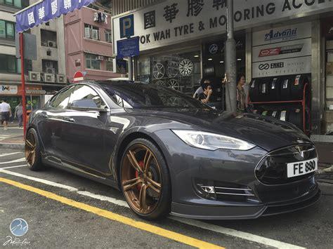 modulare wheels kwok wah tyre hk 2015 tesla p85 21