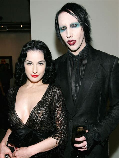 Dita Teese And Marilyn Not Friends by Authenticity And Attractiveness Purplepilldebate