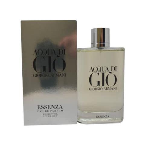 Parfum Di Shop how to giorgio armani acqua di gio essenza eau de parfum spray for 6 08 ounce shopping