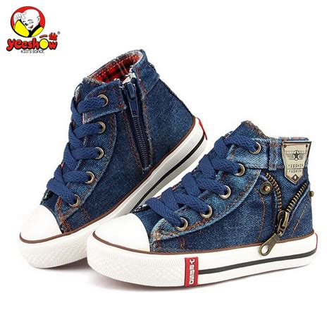 child shoes 2018 canvas children shoes sport breathable boys sneakers