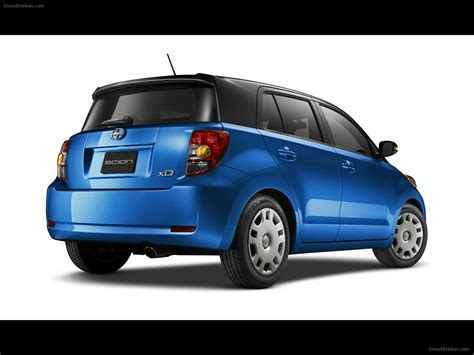 scion xd 2013 car wallpapers 02 of 20 diesel station