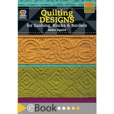Free Quilting Ebooks by American Quilter S Society Ebook Quilting Designs For