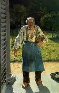 The Gardener File Emile Claus The Gardener Jpg Wikimedia Commons