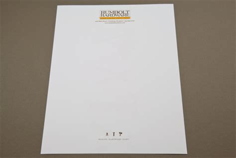 elegant hardware store letterhead template inkd