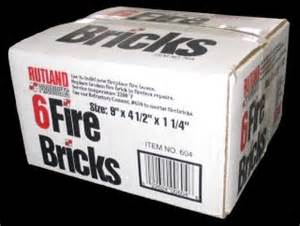 firebrick home depot using bricks with ceramic cookers whiz