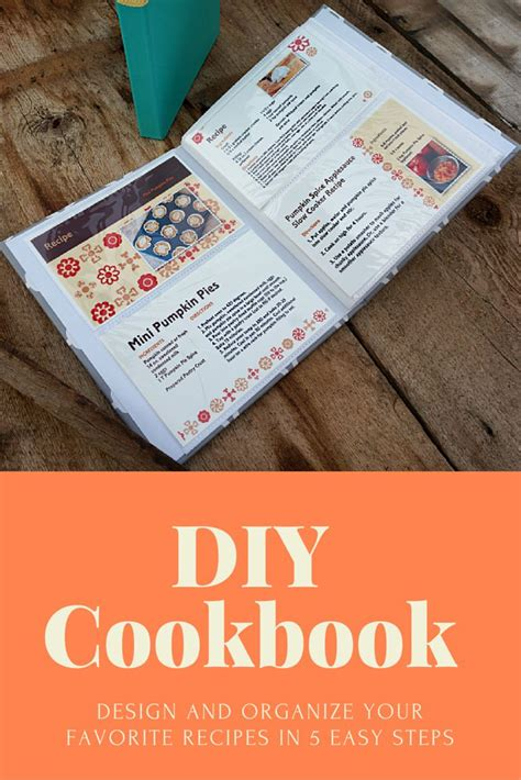 homemade cookbooks template best 25 cookbook template ideas on recipe