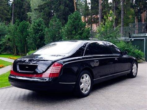 2004 maybach 62 for sale