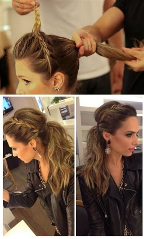 top 10 ponytail hairstyles top 10 fashionable ponytail hairstyles for summer 2018