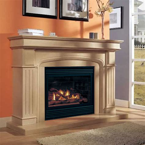 fireplace mantels marble transitional fireplace
