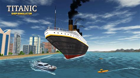 ship simulator android titanic ship simulator android apps on google play