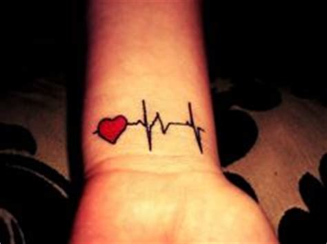 heartbeat tattoo a symbol for suicide skin beauty heartbeat tattoo a symbol for suicide skin beauty