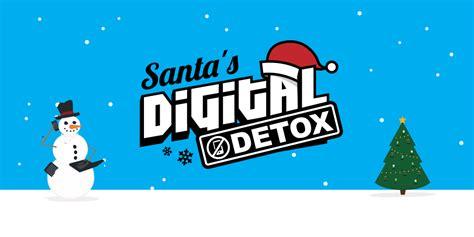 New Start Detox Santa by Santa S Digital Detox Afkicken Je Smartphone Met Een