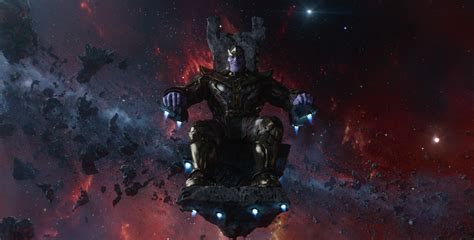 Thanos Infinity Infinity War Scheduled For Release In 2018