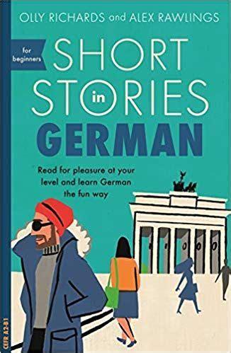 Pdf Download Short Stories In German For Beginners Free