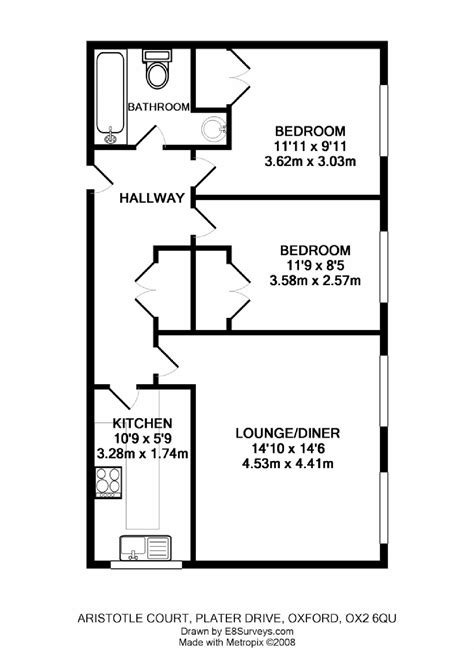 Floor Plan Of 2 Bedroom Flat | apartments bed floor plan for 2 bedroom flat also floor