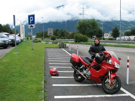 Motorrad Fahren Comer See by Comer See