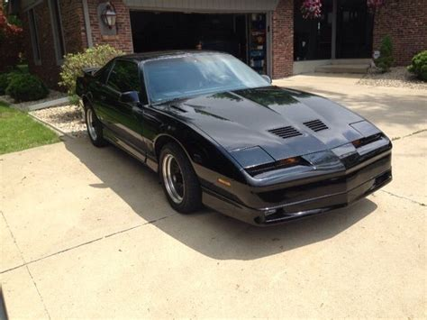 how it works cars 1986 pontiac firebird trans am navigation system 1986 pontiac trans am ws6 black widow special edition t tops ws6 tpi for sale in greenfield