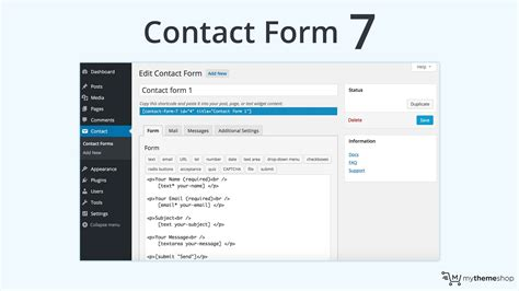 contact form top 9 wordpress contact form plugins and their pros cons
