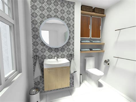 Small Bathroom Shelving Ideas 10 Small Bathroom Ideas That Work Roomsketcher