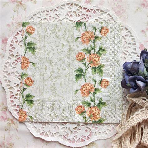 Promo Tissue Decoupage 23 best paper napkins serviette decoupage tissue images on paper napkins floral