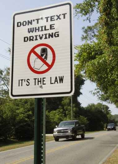 virginias  texting  driving law