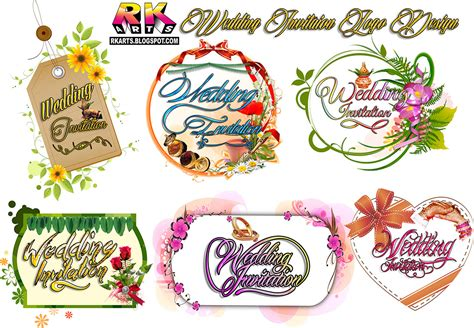 Wedding Invitation Logo by Wedding Invitation Logo Design श द न म त रण ल ग ड ज ईन