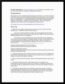 Sales Resume Summary Examples Professional Summary Example For Resume Alexa Resume