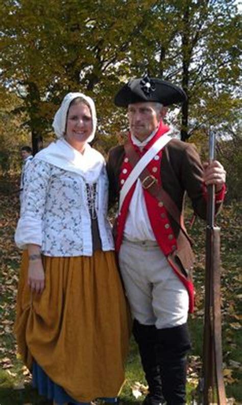 Ira Elizabeth Bags 18th century clothing on iroquois 18th
