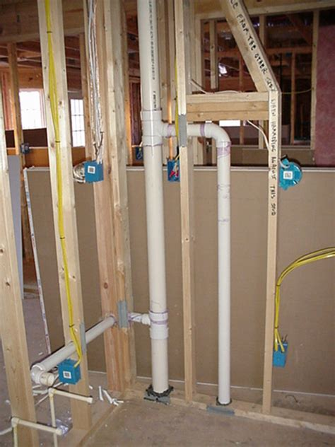 Plumbing Shower by Drywall