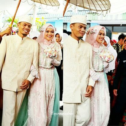 Jeda Syar I Foto Inspirasi Gaun Pengantin Syar I Dari Pernikahan