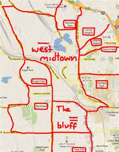 The Bluff Atlanta Map alfa img showing gt the bluff atl