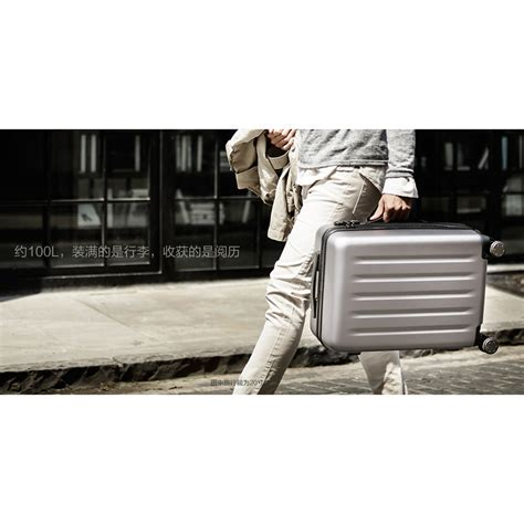 Xiaomi 90 Points Suitcase Koper Travel 28 Inches xiaomi 90 points suitcase koper travel 28 inches gray jakartanotebook