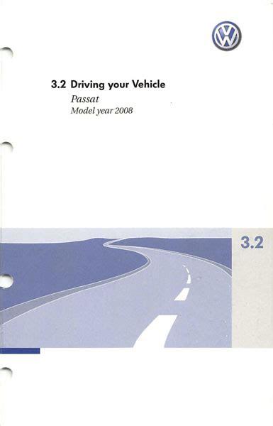repair voice data communications 2008 volkswagen passat on board diagnostic system 2008 volkswagen passat owners manual in pdf