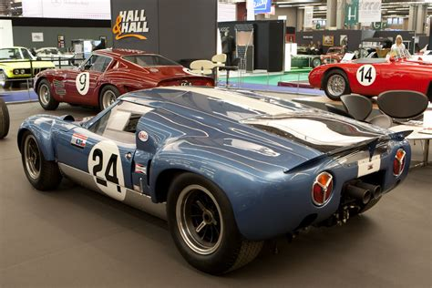 Ford Lola Gt by Lola Mk6 Gt Chevrolet Chassis Lgt 2 2011 Retromobile