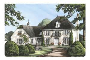 French Country House Designs by Eplans French Country House Plan Saint Remy 3408