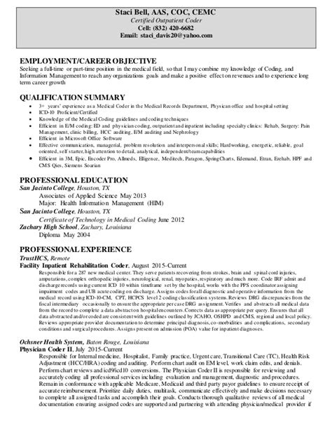 coder sle resume resume objective exles coding 100 images a sle of a essay