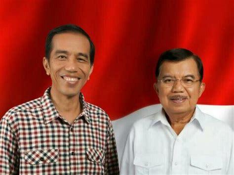 biodata joko widodo dan jusuf kalla pemilihan umum presiden indonesia 2014 wikipedia bahasa