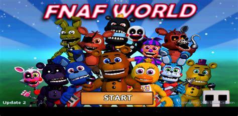 aptoide fnaf 1 fnaf world 1 0 descargar apk para android aptoide