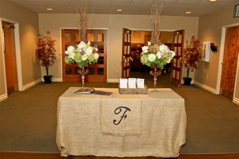 wedding guest book table guest book table wedding ideas