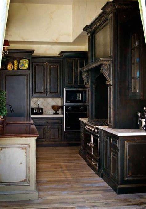 dark kitchen cabinets with dark floors dark cabinets light floors kitchen pinterest