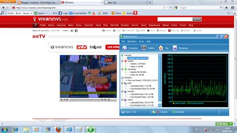 Tv Yg Bisa computer technology and entertaintment berapa kecepatan rata rata kbps yg