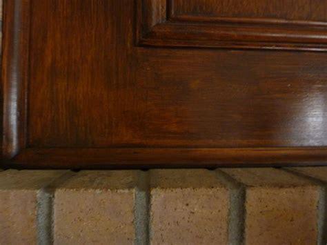 gel stain oak cabinets to walnut general finishes gel stain in walnut kitchen cabinets re