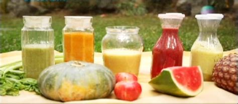 Detox Diet Recipes Philippines by Juice Cleansing Recipes For Your Detox Diet Newstv Gma