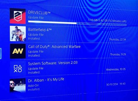 Ps4 Driveclub Reg 2 Eur Eng driveclub 1 08 update live with 2 42gb size product
