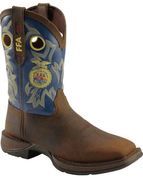 ffa boots womens durango s rebel ffa embroidered boot