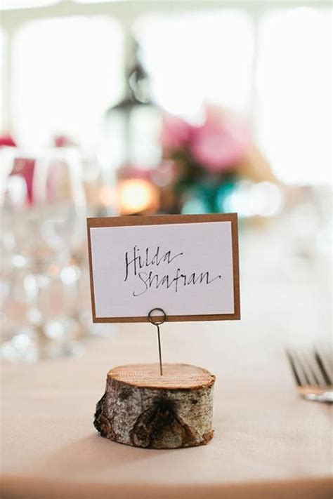 diy place card holders a bit of whimsy the culinary chase 129 best images about rustic chic weddings on pinterest