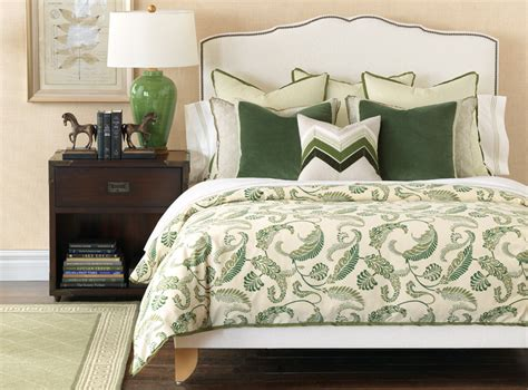 Set As Greeny zspmed of green bedding sets