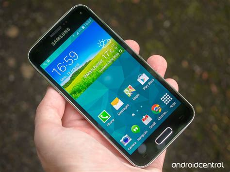 samsung galaxy  mini review android central